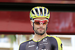 Luka Mezgec (SLO) Mitchelton-Scott at sign on before the start of Stage 4 of La Vuelta 2019 running 175.5km from Cullera to El Puig, Spain. 27th August 2019.<br /> Picture: Eoin Clarke | Cyclefile<br /> <br /> All photos usage must carry mandatory copyright credit (© Cyclefile | Eoin Clarke)