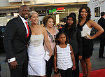 Terry Crews & family at the Warner Bros' Pictures World Premiere of Lottery Ticket held at The Grauman's Chinese Theatre in Hollywood, California on August 12,2010                                                                               © 2010 Debbie VanStory / Hollywood Press Agency