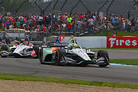 #19 ZACHARY CLAMAN DEMELO (CAN) DALE COYNE RACING (USA) HONDA