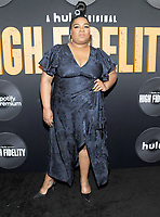 """NEW YORK, NEW YORK - FEBRUARY 13: Da'Vine Joy Randolph attends the """"High Fidelity"""" New York Premiere at The Metrograph on February 13, 2020 in New York City.<br />    <br /> CAP/MPI/JP<br /> ©JP/MPI/Capital Pictures"""