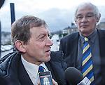 Gordon MacDougall of Livingston
