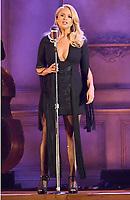 08 November 2017 - Nashville, Tennessee - Miranda Lambert. 51st Annual CMA Awards, Country Music's Biggest Night, held at Bridgestone Arena.  <br /> CAP/ADM/LF<br /> &copy;LF/ADM/Capital Pictures