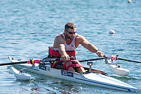 Caversham, Reading, . United Kingdom.   ASM1X. Tom AGGAR. GBRowingteam, Paralympic  Team  For 2016 Rio Games.   Tuesday,  19/07/2016,         [Mandatory Credit Peter Spurrier/