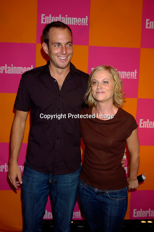 "Will Arnett of Arrested Development and wife Amy Poehler ..at The Entertainment Weekly's ""The Must List"" party at ..Crobar in New York City on June 17, 2004. ..Photo by Robin Platzer, Twin Images"