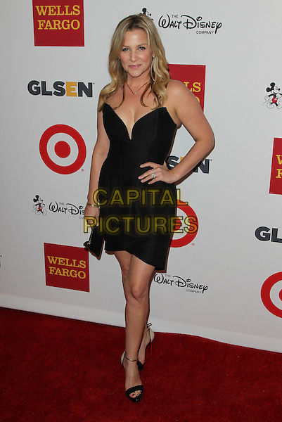 17 October 2014 - Beverly Hills, California - Jessica Capshaw. 10th Annual GLSEN Respect Awards Held at The Regent Beverly Wilshire.   <br /> CAP/ADM/FS<br /> &copy;Faye Sadou/AdMedia/Capital Pictures