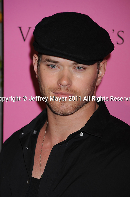 "LOS ANGELES, CA - MAY 12: Kellan Lutz arrives to the Victoria's Secret 6th Annual ""What Is Sexy? List: Bombshell Summer Edition"" Pink Carpet Event at The Beverly on May 12, 2011 in Los Angeles, California."