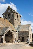 Europe/France/Normandie/Basse-Normandie/50/Manche/Genêts: L'église Notre-Dame.