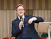 Stonewall and Liberal Democrats LGBTQ fringe meeting.<br /> Bournemouth, Great Britain <br /> 17th September 2017. <br /> <br /> Ruth Hunt <br /> Chief Executive of Stonewall <br /> <br /> <br /> Photograph by Elliott Franks <br /> Image licensed to Elliott Franks Photography Services