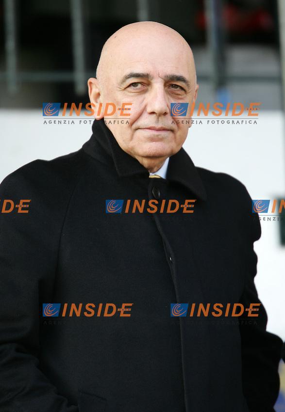 Adriano Galliani (Milan)<br /> Italian &quot;Serie A&quot; 2006-07<br /> 17 Feb 2007 (Match Day 24)<br /> Siena-Milan (3-4)<br /> &quot;Artemio Franchi&quot;-Stadium-Siena-Italy<br /> Photographer: Andrea Staccioli INSIDE