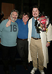 Harvey Fierstein and Gary Beach with Gypsy Winner Merwin Foard<br />