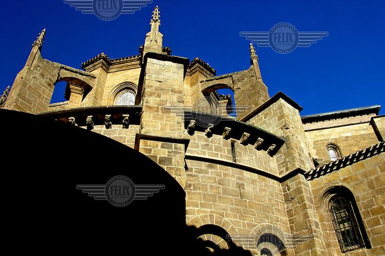 Cathedral of Santo Domingo de la Calzada.