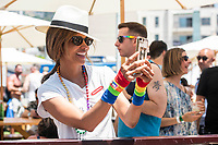 Halle Berry attends LA Pride Parade on June 9, 2019 in West Hollywood, California. <br /> CAP/MPI/IS/CT<br /> ©CT/IS/MPI/Capital Pictures