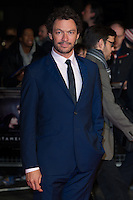 Dominic West arriving for a screening of 'Testament of Youth' during the 58th BFI London Film Festival at Odeon Leicester Square, London.  14/10/2014 Picture by: Dave Norton / Featureflash