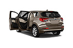 Car images of 2016 Buick Envision Premium-II-AWD 5 Door SUV Doors