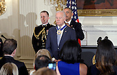 United States President Barack Obama presents the Medal of Freedom to US Vice President Joe Biden during an event  in the State Dinning room of the White House, January 12, 2017 in Washington, DC. <br /> Credit: Olivier Douliery / Pool via CNP