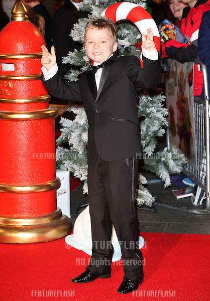 Ben Wilby arriving for the Nativity 2: Danger In The Manger Premiere, at Empire Leicester Square, London. 13/11/2012 Picture by: Alexandra Glen / Featureflash