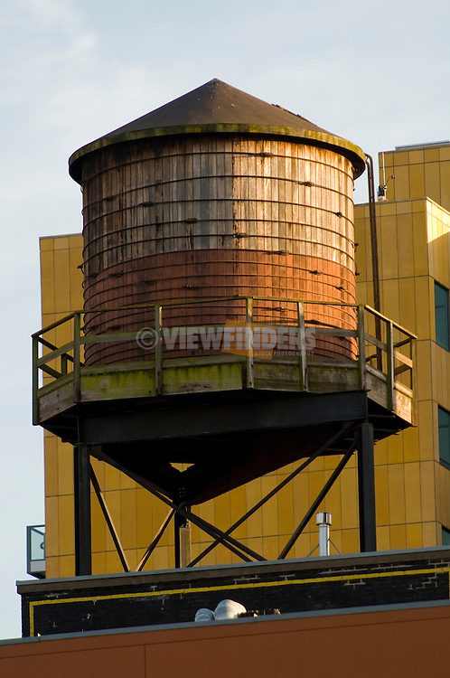 Water Tower, Pearl District, Portland, Oregon