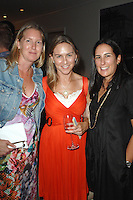 Brynlee Turner, Rica Rodman, Margo Spiritus==<br /> LAXART 5th Annual Garden Party Presented by Tory Burch==<br /> Private Residence, Beverly Hills, CA==<br /> August 3, 2014==<br /> ©LAXART==<br /> Photo: DAVID CROTTY/Laxart.com==