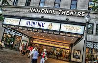National Theater Pennsylvania Ave Washington DC Architecture