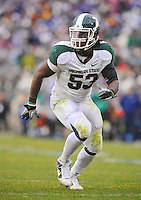 Michigan State LB Greg Jones