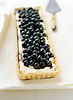 Blueberry and Maple Syrup Mascarpone Tart.