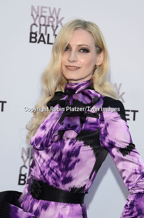 Dorothee Wirth attends the New York City Ballet's 3rd Annual  Fall Fashion Gala on September 23, 2014 at David Koch Theatre in Lincoln Center in New York City. <br /> <br /> photo by Robin Platzer/Twin Images<br />  <br /> phone number 212-935-0770