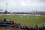 Peterhead and Rangers do battle at Balmoor Stadium