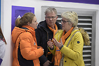 OLYMPIC GAMES: PYEONGCHANG: 10-02-2018, Gangneung Ice Arena, Short Track, Rianne de Vries (NED), ©photo Martin de Jong