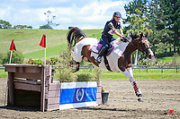 NZL-Jessica Boersen rides Precious Colours during the Sports Hub CNC95 Cross Country. Final-4th. 2018 NZL-AESI Auckland Anniversary Horse Trial. Woodhill Sands. Auckland. Copyright Photo: Libby Law Photography
