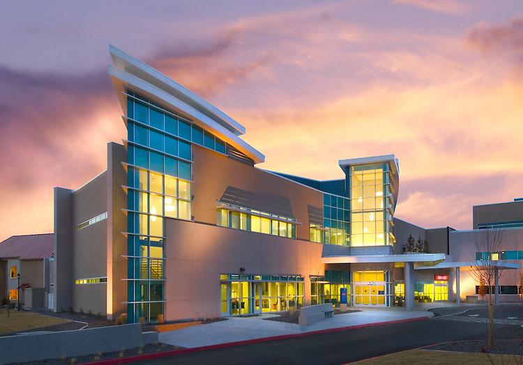 Renown Southwest Medical Center.HMC Architects