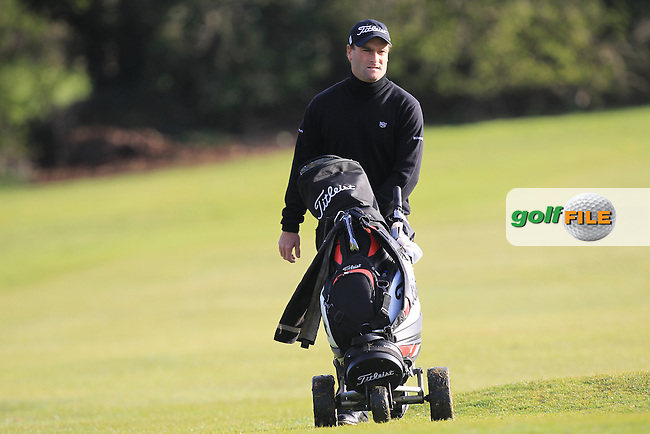Mark Ford (Cork) on the 3rd during Round 1 of the Munster Stroke Play Championship at Cork Golf Club on Saturday 30th April 2016.<br /> Picture:  Thos Caffrey / www.golffile.ie