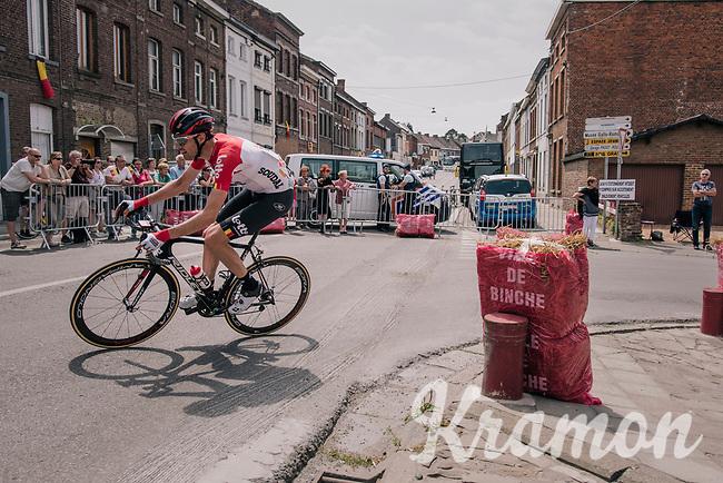 Sander Armée (BEL/Lotto-Soudal)<br /> <br /> Belgian National Championships 2018 (road) in Binche (224km)<br /> ©kramon