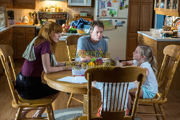 Kelly Reilly, Greg Kinnear, Connor Corum, Lane Styles<br /> in Heaven Is for Real (2014) <br /> *Filmstill - Editorial Use Only*<br /> CAP/FB<br /> Image supplied by Capital Pictures