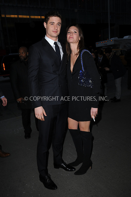 WWW.ACEPIXS.COM<br /> March 30, 2015 New York City<br /> <br /> Max Irons attending Woman in Gold Screening at the MoMa on March 30, 2015 in New York City. <br /> <br /> By Line: Kristin Callahan/ACE Pictures<br /> ACE Pictures, Inc.<br /> tel: 646 769 0430<br /> Email: info@acepixs.com<br /> www.acepixs.com