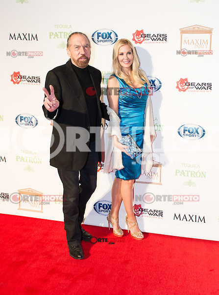 NEW ORLEANS, LA - FEBRUARY 2: John Paul DeJoria at Maxim Superbowl Party in New Orleans, LA on February 2, 2013 © High ISO Music / Retna, Ltd. / MediaPunch Inc
