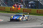 Ferrari challenge held during the Montreal Grand Prix weekend at circuit Gilles-Villeneuve