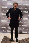 "Argentinian actor Ricardo Darin during the presentation of the film ""Truman"" at NH Tepa´s Palace in Madrid October 26, 2015. <br /> (ALTERPHOTOS/BorjaB.Hojas)"