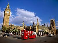 England, London: House of Parliament und Big Ben   United Kingdom, London: House of Parliament and Big Ben