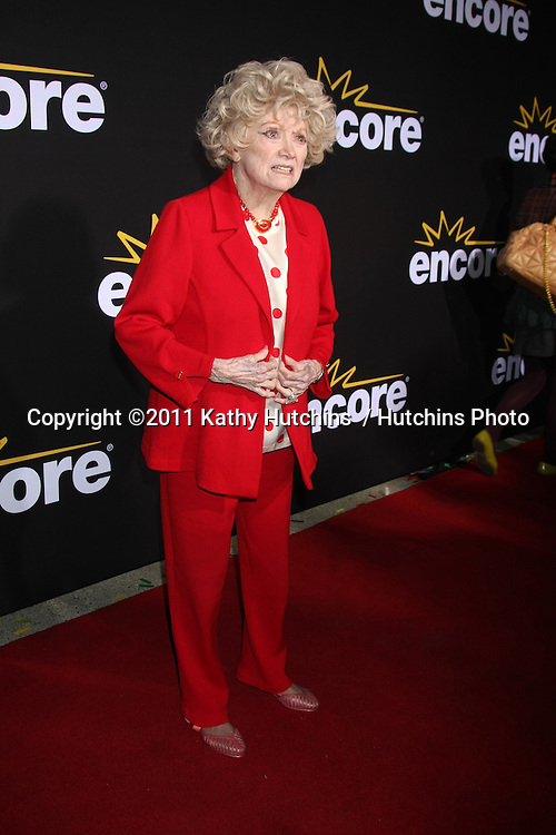 """LOS ANGELES - DEC 7:  Phyllis Diller arrives at the Premiere Of Encore's """"Method To The Madness Of Jerry Lewis"""" at Paramount Studios Theater on December 7, 2011 in Los Angeles, CA"""