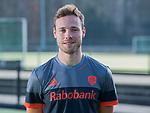 UTRECHT - Roel Bovendeert, away  shirt speler Nederlands Hockey Team heren. COPYRIGHT KOEN SUYK