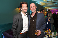 LOS ANGELES, CA - FEBRUARY 6:  Henry Ian Cusick and Jamie McShane attends the FOX Winter TCA 2019 All Star Party at The Fig House on February 6, 2019 in Los Angeles, California. (Photo by Stewart Cook/Fox/PictureGroup)