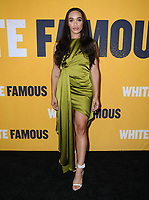 "27 September  2017 - West Hollywood, California - Cleopatra Coleman. World premiere of Showtime's ""White Famous"" held at The Jeremy in West Hollywood. Photo Credit: Birdie Thompson/AdMedia"