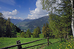 Farm land  in the picturesque district of Imst, Tyrol,Tirol, Austria.