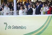 BRASILIA - DF - DESFILE 7 SETEMBRO COM A PRESEN&Ccedil;A DA PRESIDENTA DILMA.<br /> FOTO RONALDO BRANDAO/BRAZIL PHOTO PRESS