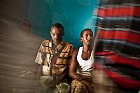 Pirates convicted in April and sentanced to 15-20 years in jail..Berbera Prison, Somaliland.