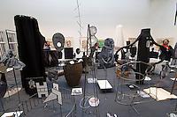 55th Art Biennale in Venice - The Encyclopedic Palace (Il Palazzo Enciclopedico).<br /> Giardini. International Pavilion.<br /> Eva Kot&aacute;tkov&aacute; (Czech Republic). &quot;Asylum&quot;, 2013