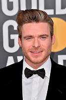 LOS ANGELES, CA. January 06, 2019: Richard Madden at the 2019 Golden Globe Awards at the Beverly Hilton Hotel.<br /> Picture: Paul Smith/Featureflash