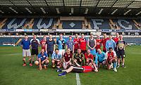 Wycombe Wanderers Staff Football Match - 06.06.2016