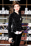 """XXX attends to the premiere of the movie """"El Desafio"""" at Picasso Tower Roof in Madrid, December 10, 2015<br /> (ALTERPHOTOS/BorjaB.Hojas)"""