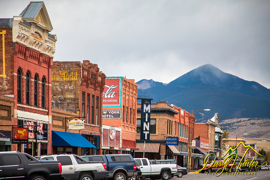 Oldtown, Livingston Montana